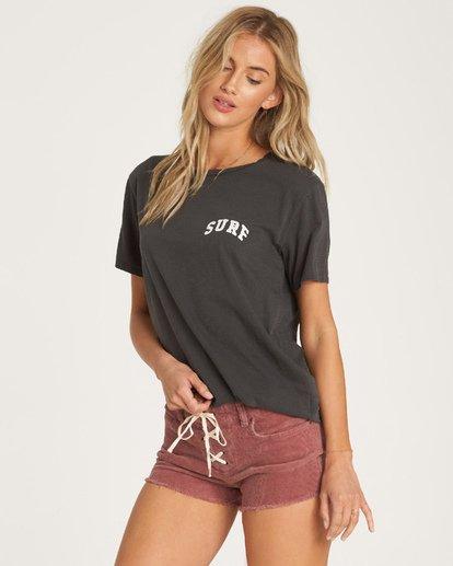 1 Surf T-Shirt Black J467WBSU Billabong