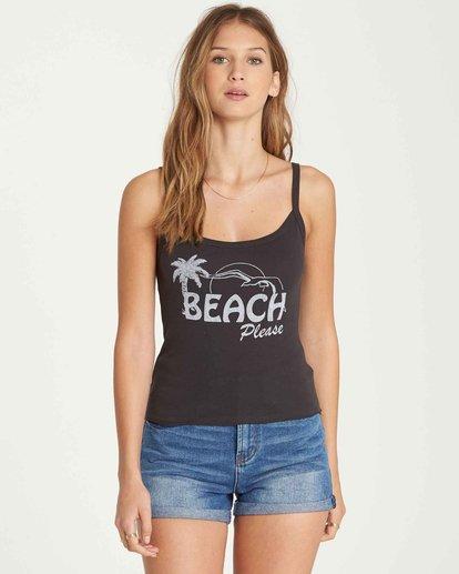 0 Beach Please Tank  J496QBBE Billabong