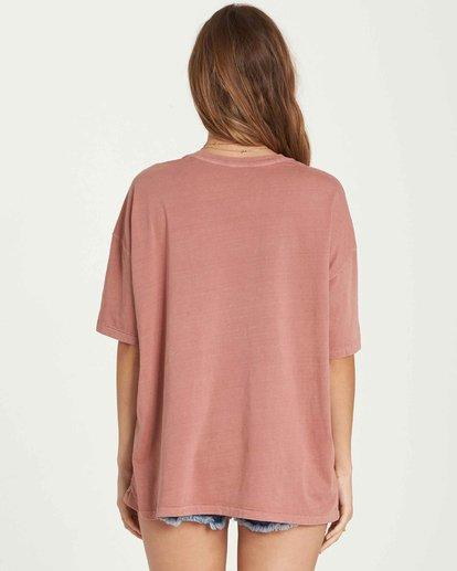 2 Chill All Day Boyfriend T-Shirt  J499QBCH Billabong