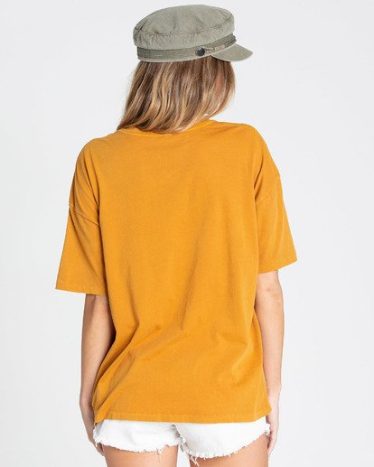 2 Golden Hour Tee  J499TBGO Billabong
