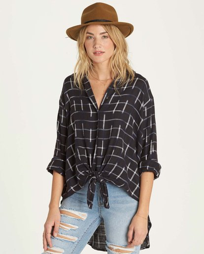 0 Cozy Nights Top  J502MCOZ Billabong