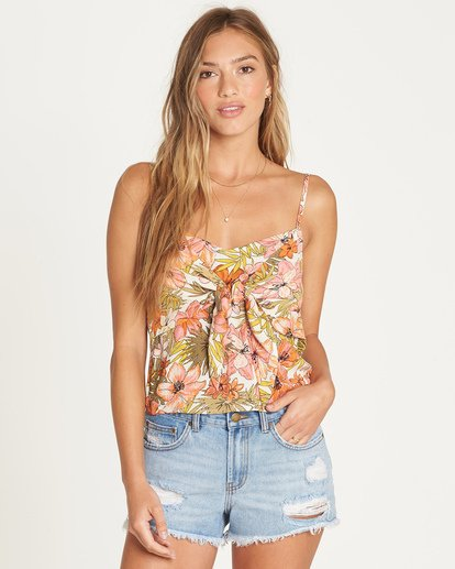 0 Let Me Loose Top  J509UBLE Billabong