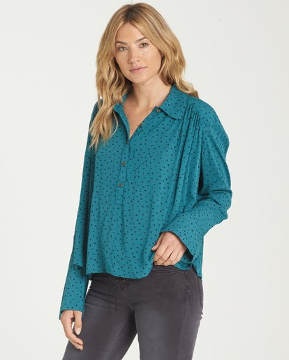 1 Groovy Moves Top  J511MGRO Billabong