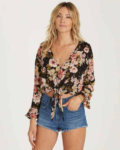 1 Girl Crush Top  J516NBGI Billabong