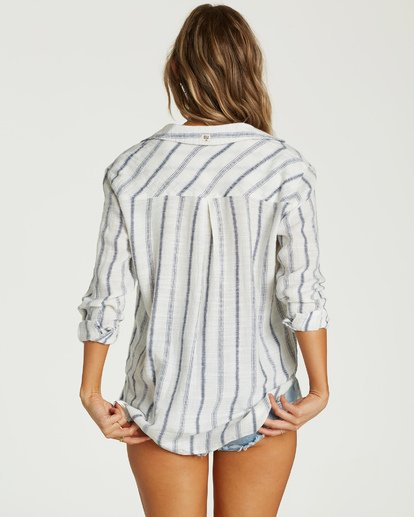 1 Easy Movin Top White J516VBEA Billabong