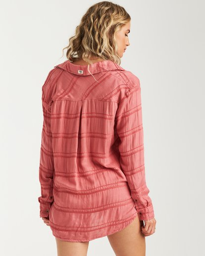 3 Easy Movin Top Pink J516VBEA Billabong