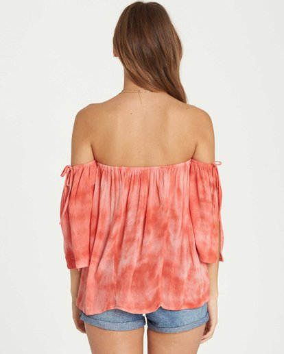 2 Match Up Off-The-Shoulder Top  J529QBMA Billabong