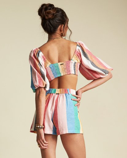 4 Sincerely Jules Amaze The Day Top  J5551BAM Billabong