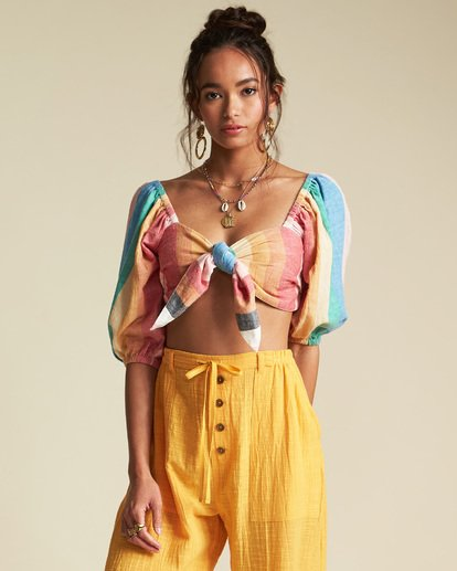 5 Sincerely Jules Amaze The Day Top  J5551BAM Billabong