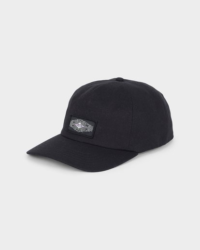 0 Creed Snapback Noir J5CM09BIS8 Billabong