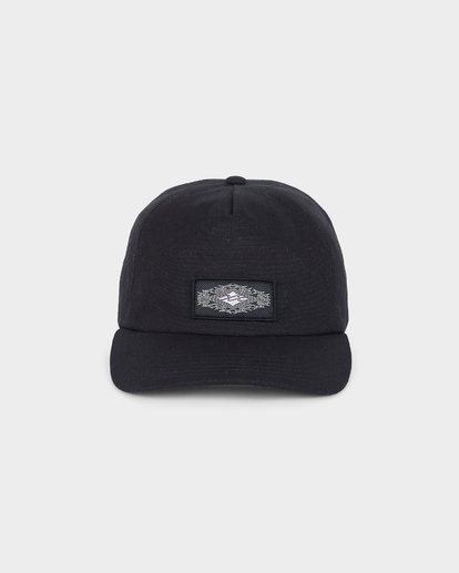 1 Creed Snapback Noir J5CM09BIS8 Billabong
