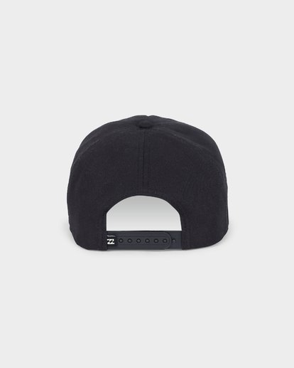 2 Creed Snapback Noir J5CM09BIS8 Billabong