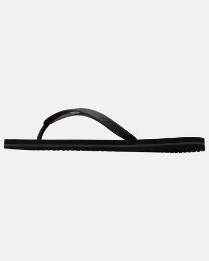 2 Tides Sundays Sandals Noir J5FF01BIS8 Billabong