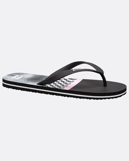 3 Tides Tribong Sandals Noir J5FF02BIS8 Billabong