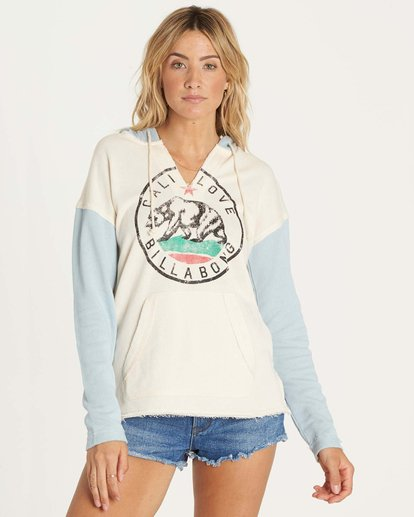 0 Days Off Pullover Hoodie  J601NBDA Billabong