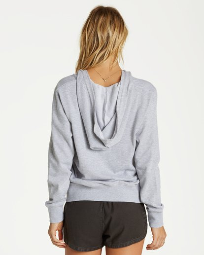 2 Days Off 2 Fleece Grey J601QBDA Billabong