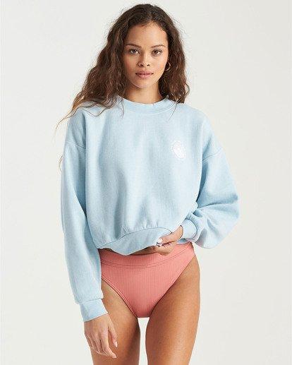 0 Be Mindful Sweatshirt Multicolor J6103BBE Billabong