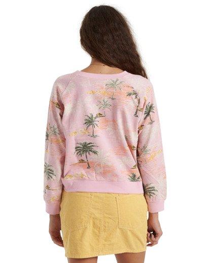 10 Sun Shrunk Sweatshirt Grey J6163BSU Billabong