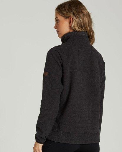 2 A/DIV Boundary Half-Zip Pullover Fleece  J624SBBO Billabong