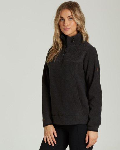 1 A/DIV Boundary Half-Zip Pullover Fleece  J624SBBO Billabong