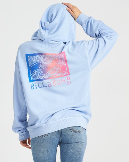 2 Stay Cool Heritage Fleece Blue J6511BST Billabong
