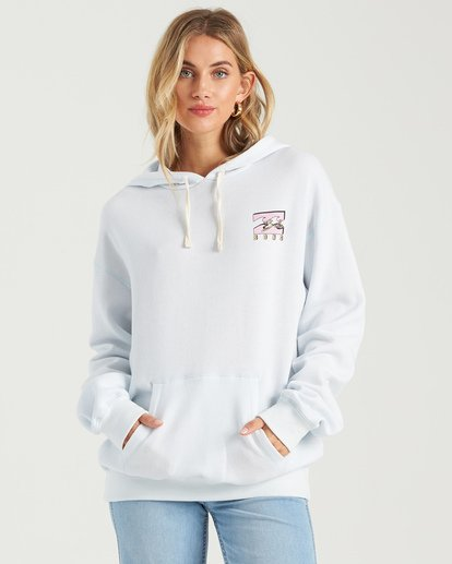 1 All The Feels Hoodie Black J6513BAL Billabong