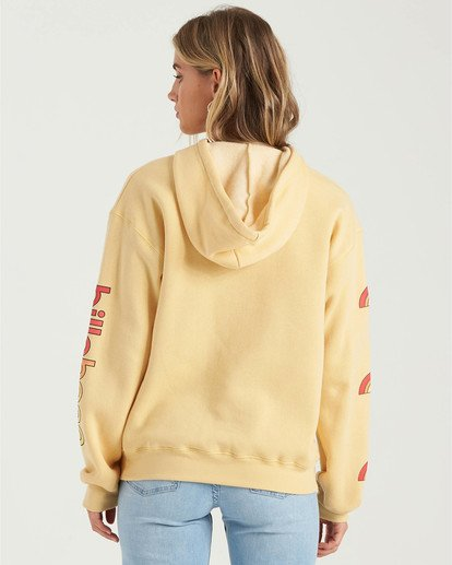 1 Make Me Mellow Hoodie  J6513BMA Billabong