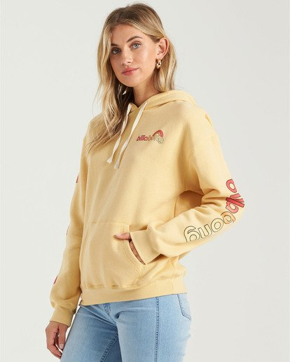 2 Make Me Mellow Hoodie  J6513BMA Billabong