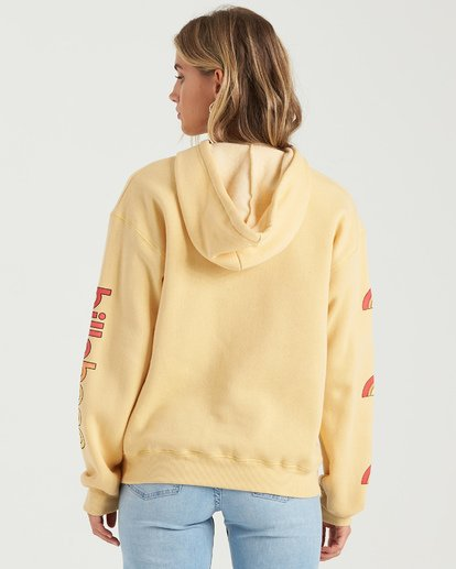 5 Make Me Mellow Hoodie  J6513BMA Billabong