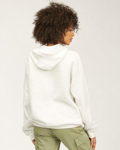 2 Shadow Views Hoodie White J6513SND Billabong