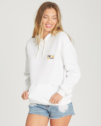0 Beach Waves Hoodie  J651TBBE Billabong