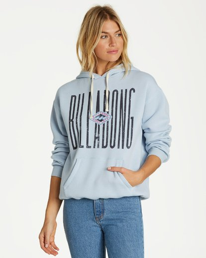 2 Skinny Heritage Fleece  J651VBSK Billabong