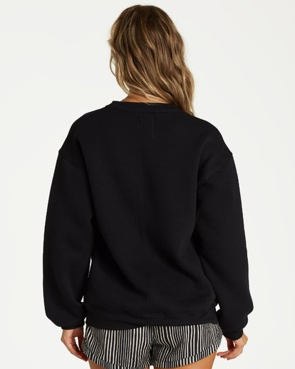 2 Surf Tribe Fleece Black J652VBSU Billabong