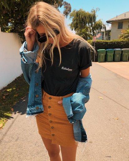 0 Love N Piece Denim Jacket Blue J704VBLO Billabong