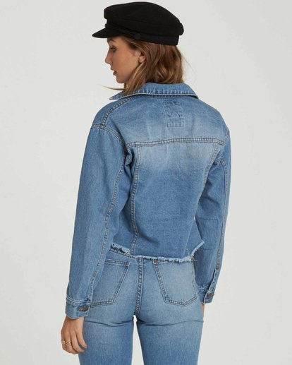 2 Good Day Denim Jacket  J707QBGO Billabong
