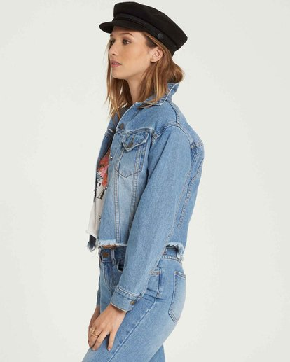 1 Good Day Denim Jacket  J707QBGO Billabong