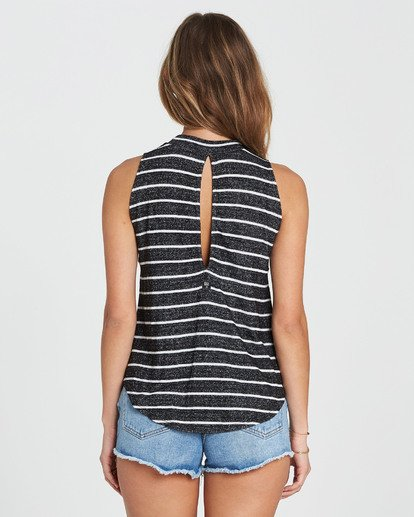 2 Go High Knit Tank  J901SBGO Billabong