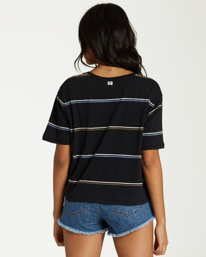 2 Soul Babe 2 Top Black J904VBSO Billabong