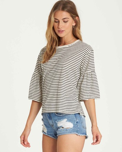 1 Today's Crush Boxy T-Shirt  J905QBTO Billabong