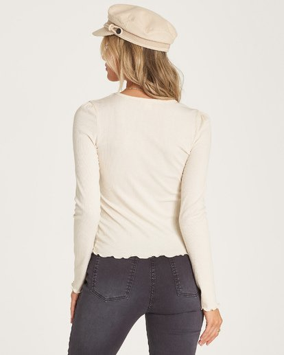 2 Falls Calling Top White J908WBFA Billabong