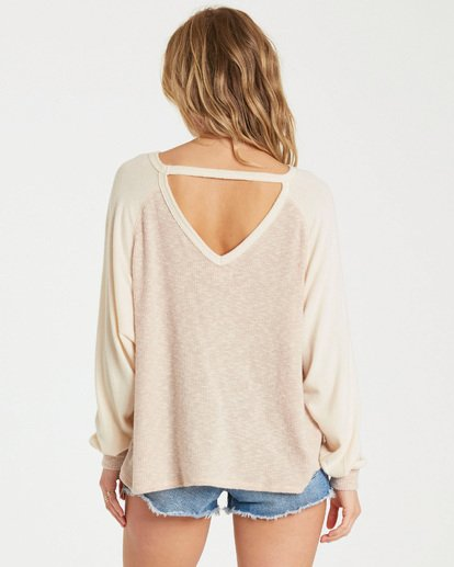 2 Head Start 2 Top Beige J912WBHE Billabong