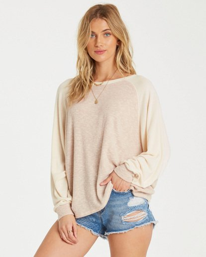 1 Head Start 2 Top Beige J912WBHE Billabong