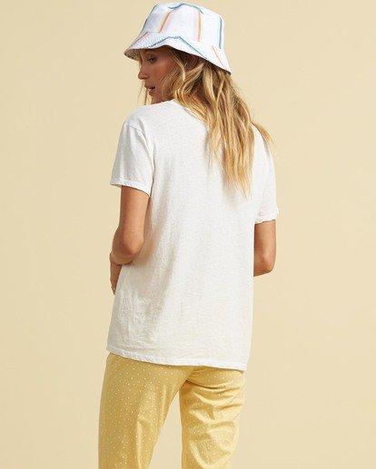 3 Salty Blonde Not A Tourist T-Shirt Black J9173BNO Billabong