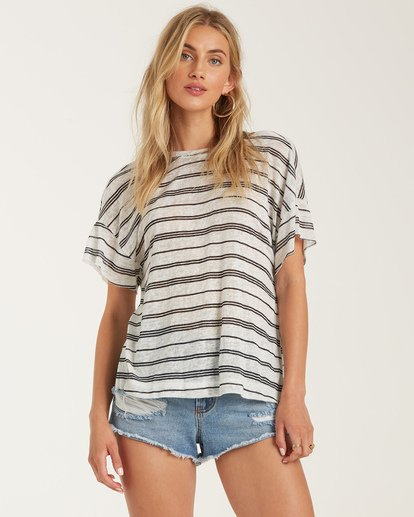 0 Seeking Surf Top Black J9192BSE Billabong