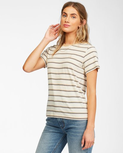 1 New Soul Babe Top Beige J921UBNE Billabong