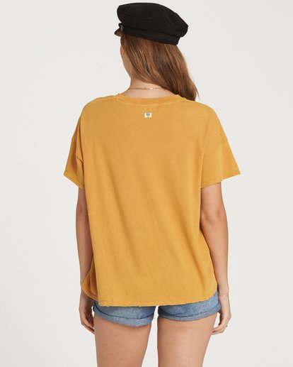 3 It Matters Boyfriend T-Shirt  J925QBIT Billabong