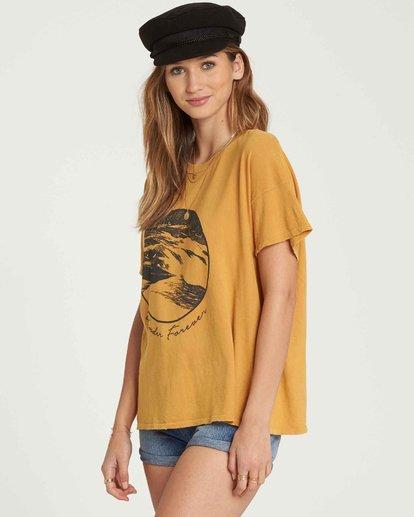 2 It Matters Boyfriend T-Shirt  J925QBIT Billabong