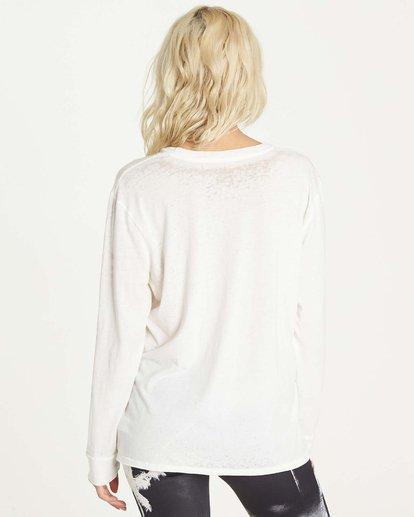 2 Warholsurf Hidden Palms Long Sleeve T-Shirt  J927LHID Billabong