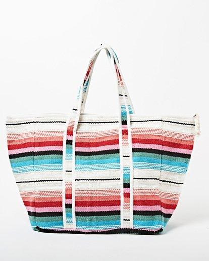 3 Summers Tomorrow Weekender Bag Pink JABG2BST Billabong