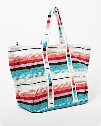 2 Summers Tomorrow Weekender Bag Pink JABG2BST Billabong